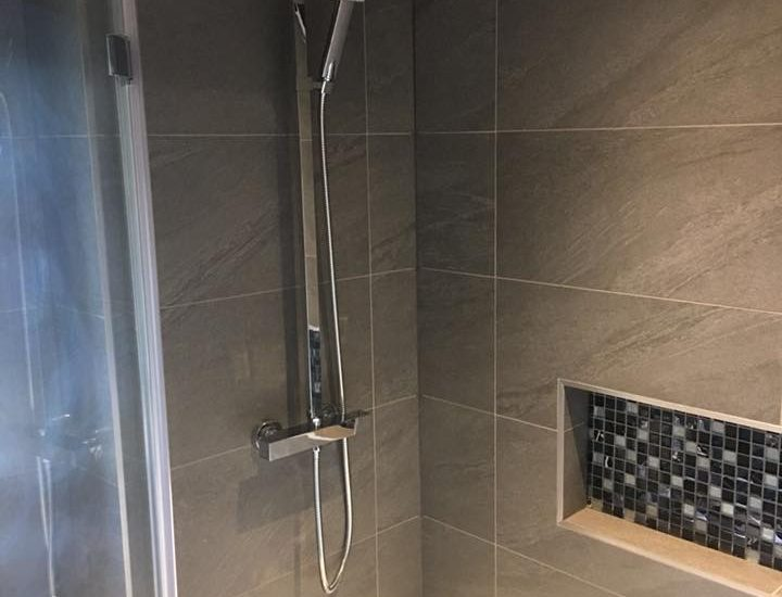 Design, supply and instal bathroom