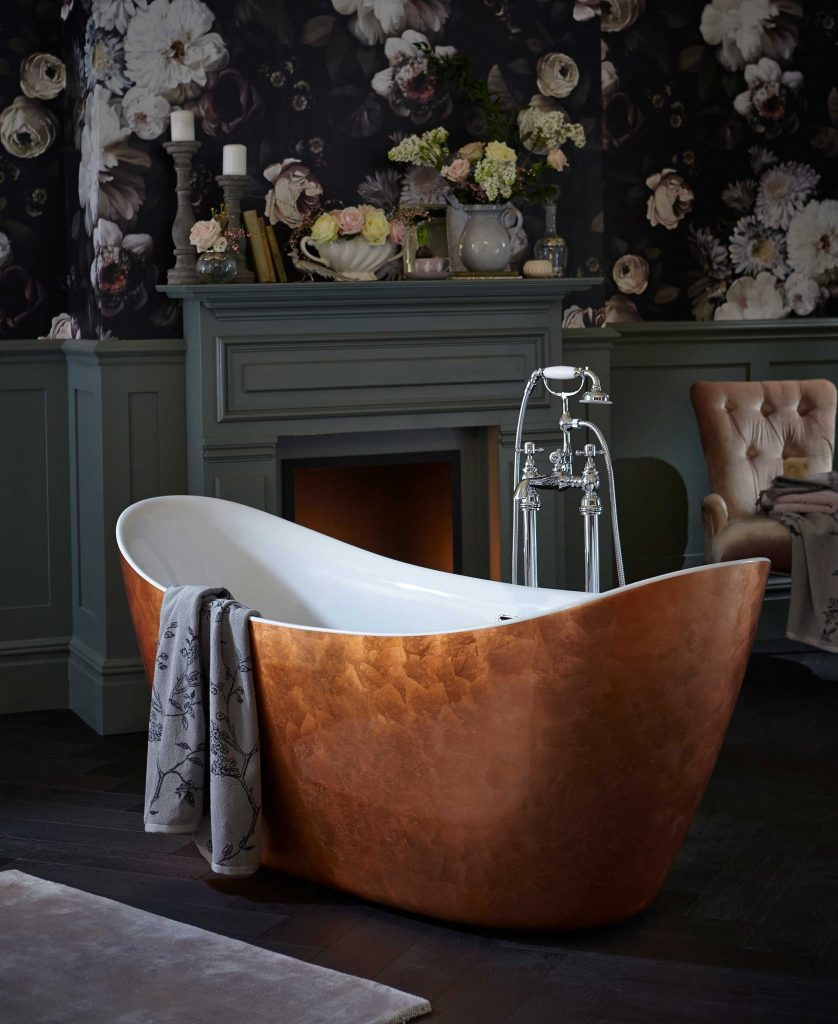 Hylton-Metallic-Effect-Acrylic-Bath-in-Copper