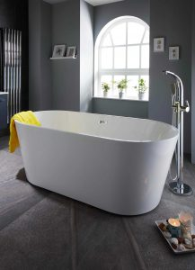 Round highlife bathrooms bathtub - bathroom southampton