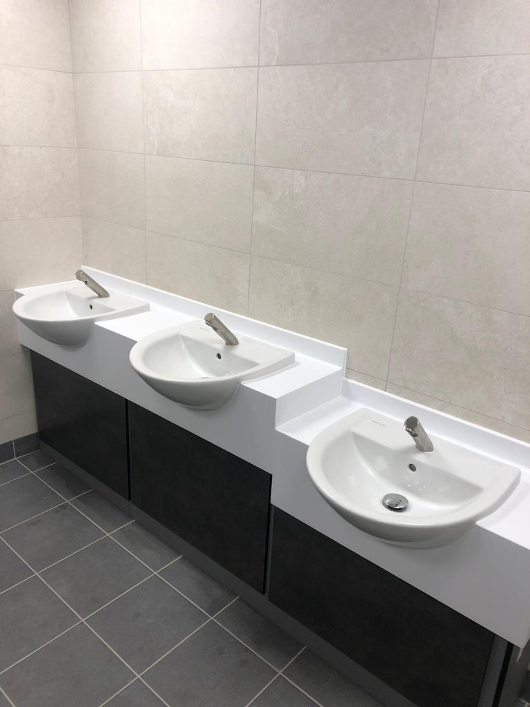 innovation bathroom commercial after