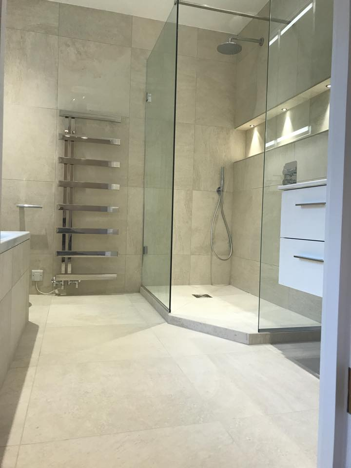 innovation bathrooms showroom