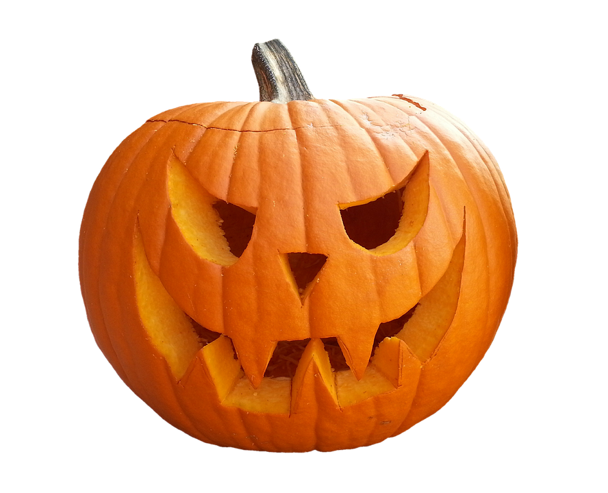 Halloween pumpkin - bathroom southampton