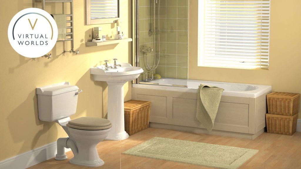innovation bathrooms virtual worlds