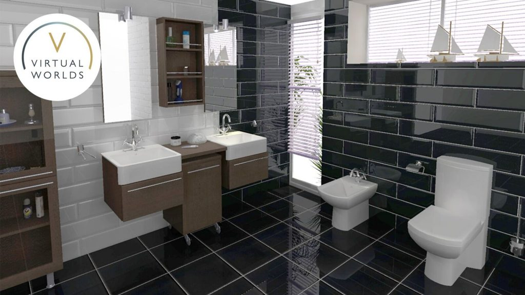 innovation bathrooms virtual worlds