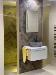 walk in shower - bathroom southampton