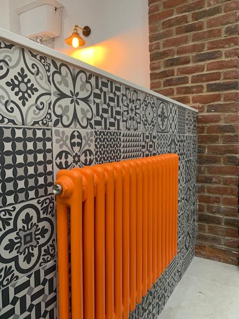 reina radiator - bathroom showroom hampshire