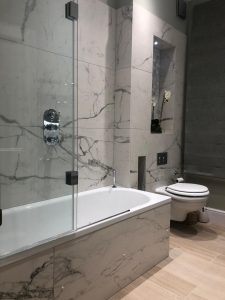 marble bathrooms - innovation bathrooms